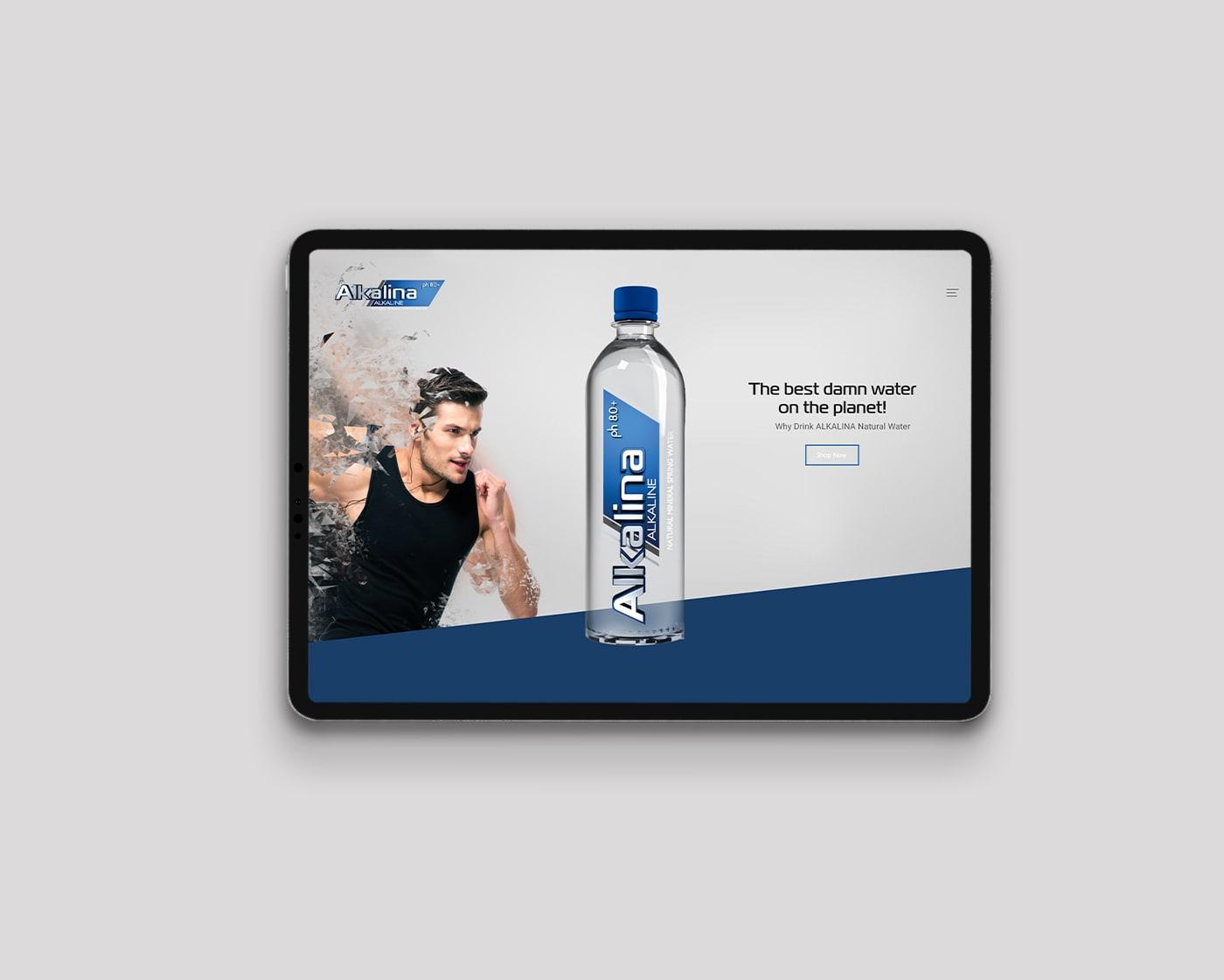 Alkalina – Website