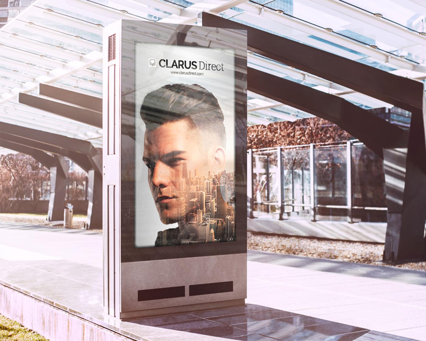 Clarus Direct – Design