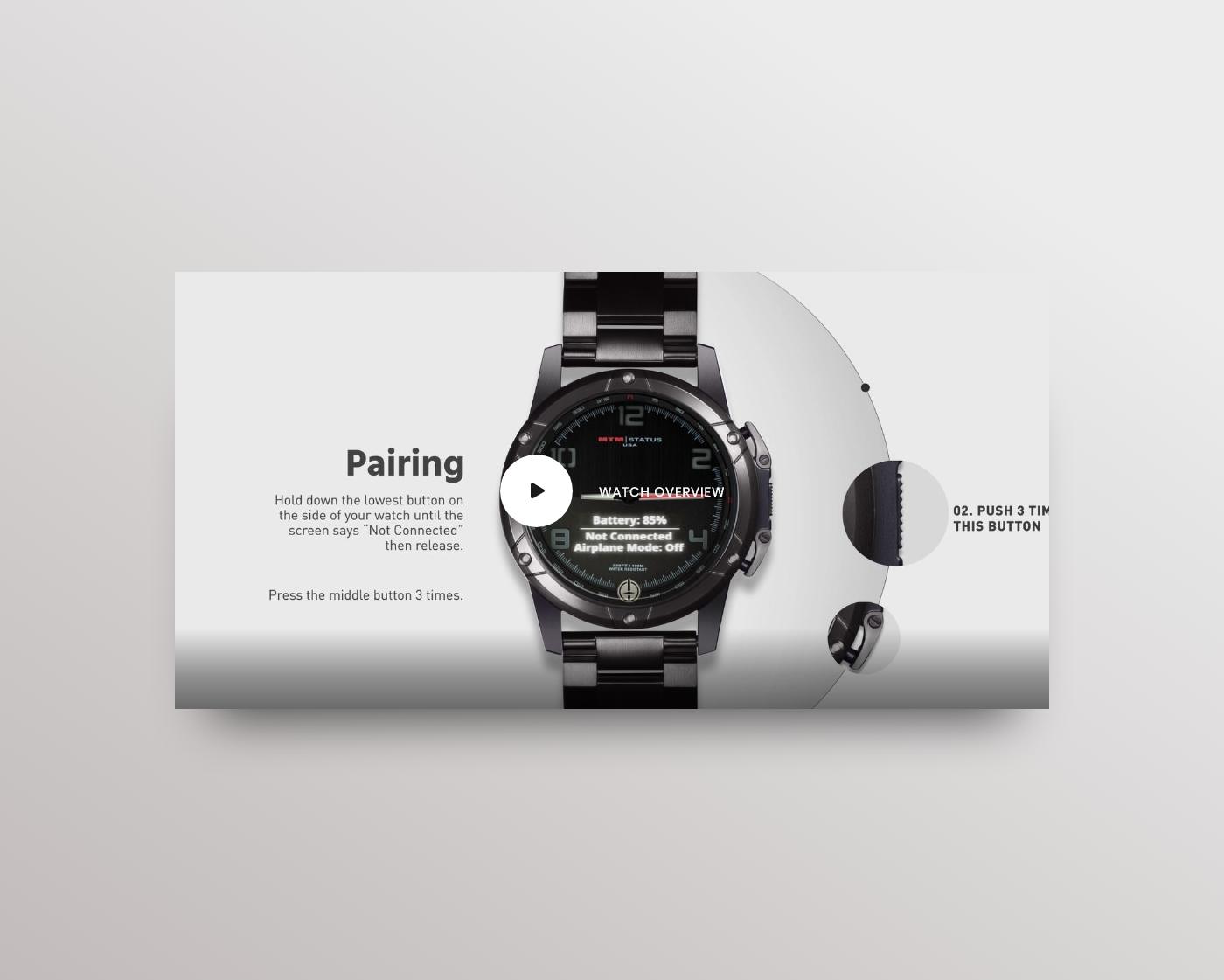 MTM Watch – status watch: Reboot
